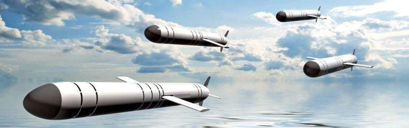 Ракеты летят к цели