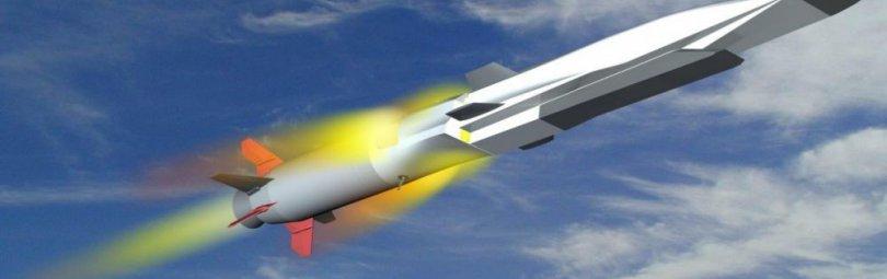 Ракета «Циркон» направляется к цели