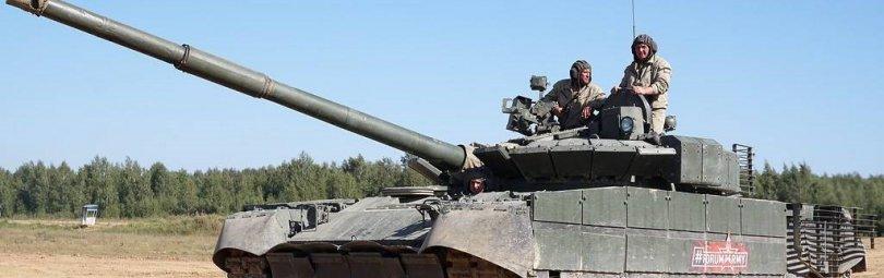 Танк Т-80БВМ