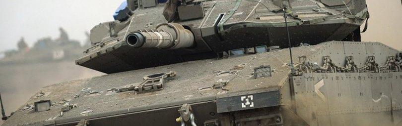 Израильский танк Т-90М