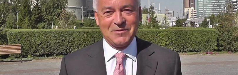 Алан Данкан, заместитель главы МИД Великобритании