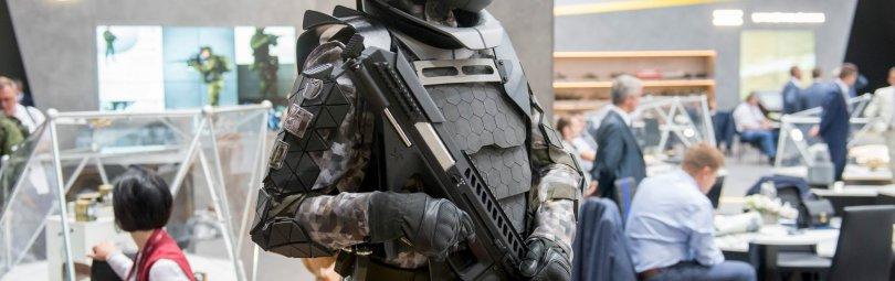 Новая российская амуниция «Сотник»