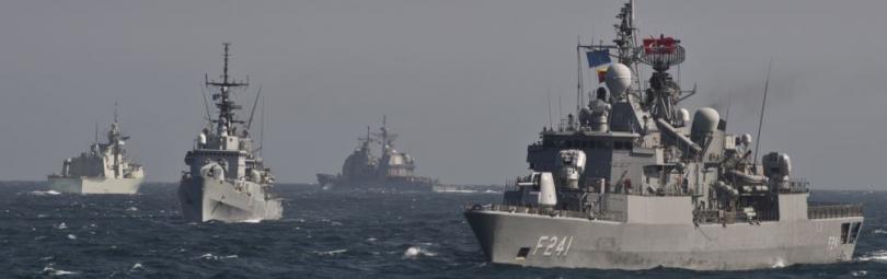 Эскадра в Черном море
