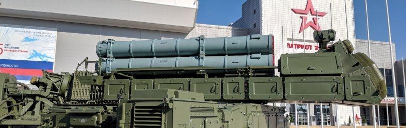 Зенитно-ракетный комплекс «Бук-М3»