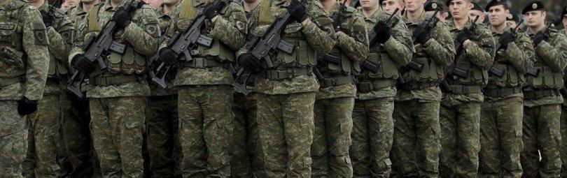 Готовые к бою солдаты