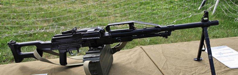 Самый дальнобойный пулемет «Печенег»
