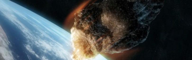 Астероид несется к нашей планете