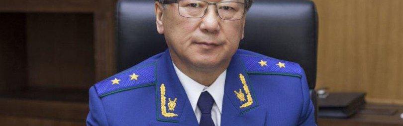 Глава военной прокуратуры Валерий Петров