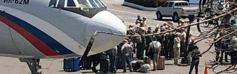 Транспортный Ил-62М