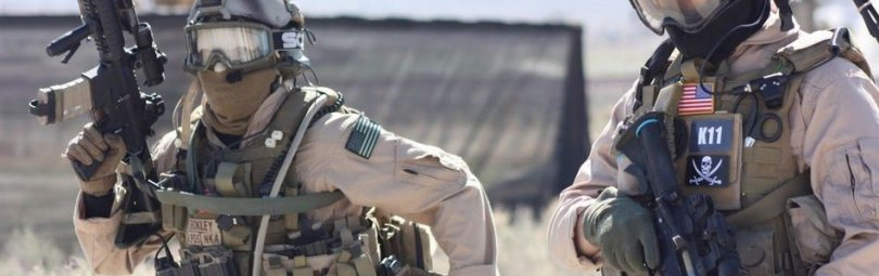Американские спецназовцы