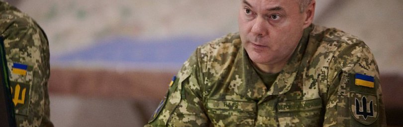 Сергей Наев дает интервью