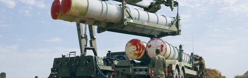 Комплексы С-400 в Турции