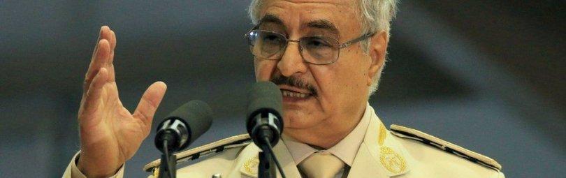 Маршал Халиф Хафтар