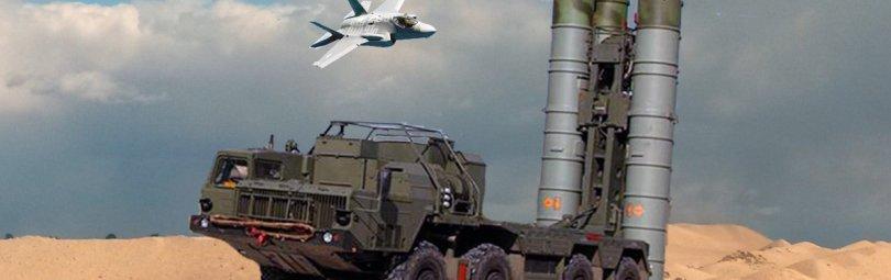 Российские С-400