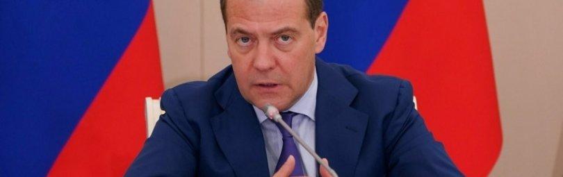 Медведев говорит о пенсиях