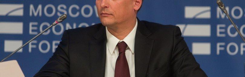Предприниматель Константин Бабкин