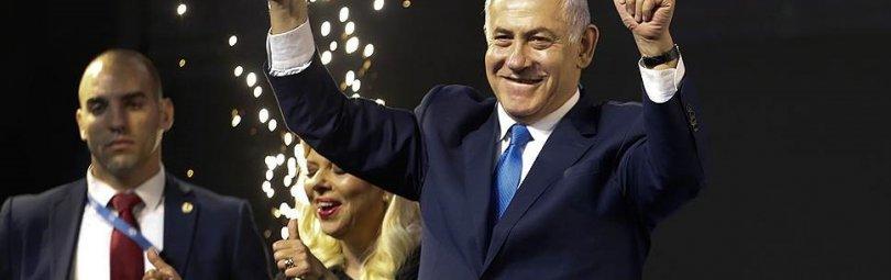 Израильский премьер радуется