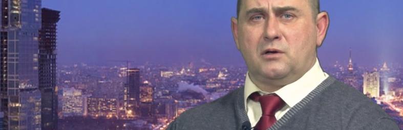 Политик Максим Калашников