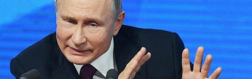 Владимир Путин обманывает народ