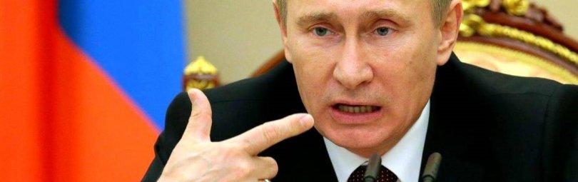 Владимир Путин обращается к народу