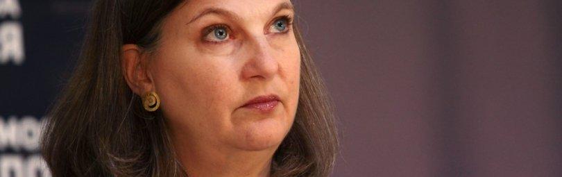 Виктория Нуланд возмущена решением России не пускать ее через границу