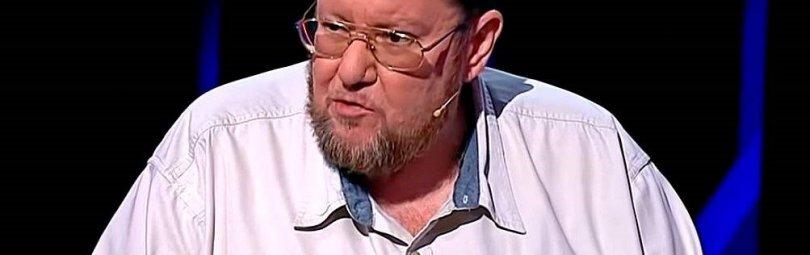 Политический эксперт Сатановский