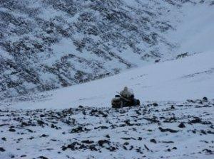 Как выбрать снегоход для охоты