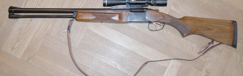 Гладкоствольные ружья для стрельбы пулями – разные хитрости