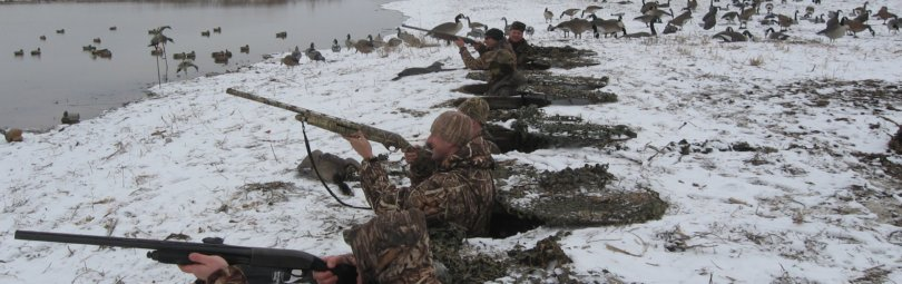 «Охота на гусей в Канаде» — смотреть видео онлайн