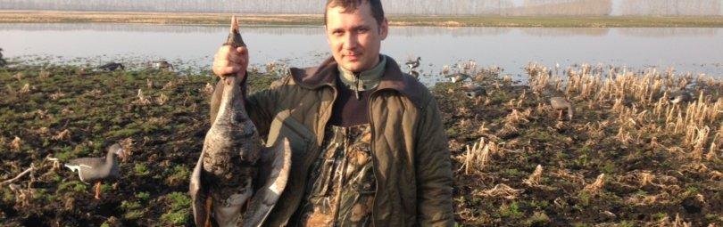 «Охота на уток с чучелами в Астраханской обл.» — смотреть видео онлайн