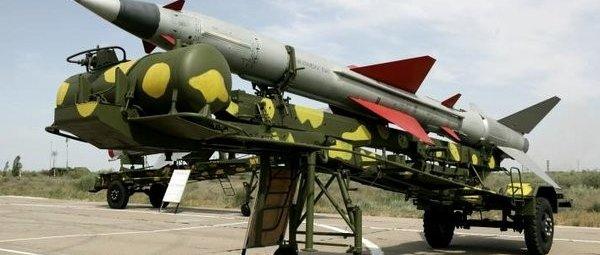 Ракетный комплекс Гвоздика