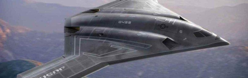 Бомбардировщик B-21