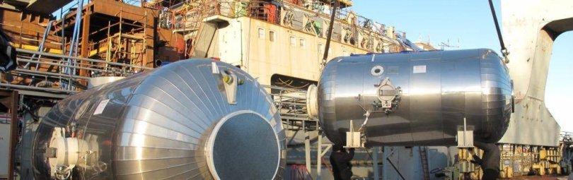 Водолазный колокол ГВК-450