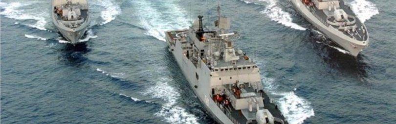 Эскадра фрегатов