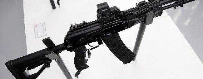 АК-308 - выставочный образец