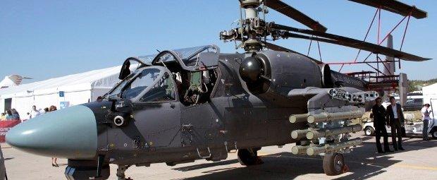 Ка-52 в Египте