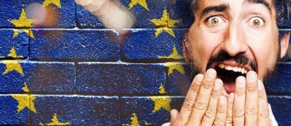 Напуганная Европа