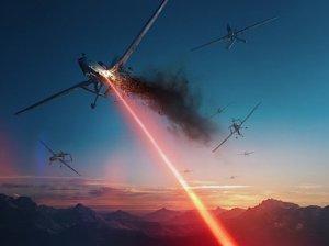 Использование лазерного оружия
