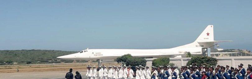 Встреча российских летчиков