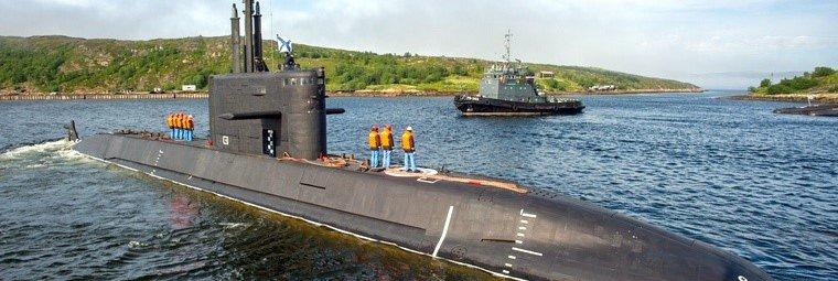 Подлодки проекта 667
