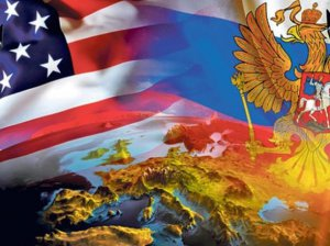 Америка против России
