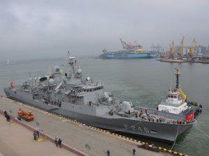 Военные корабли Турции