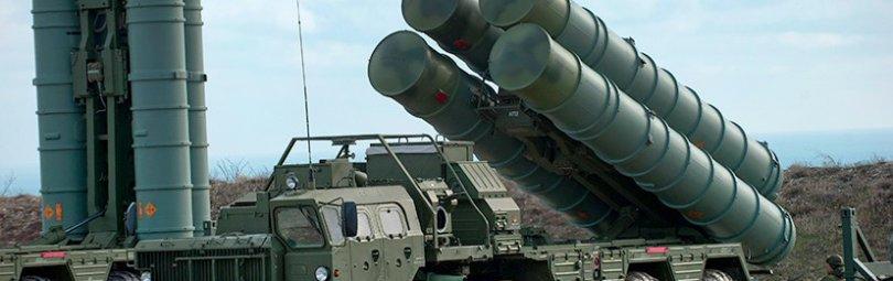 С-400 в Ленинградской области