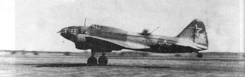 Советский истребитель