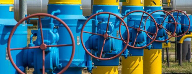 Украинские газовые трубы