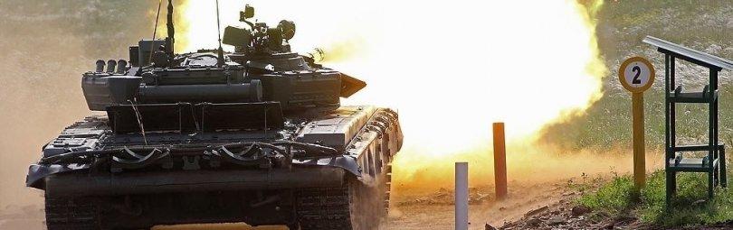 Испытания Т-72Б3
