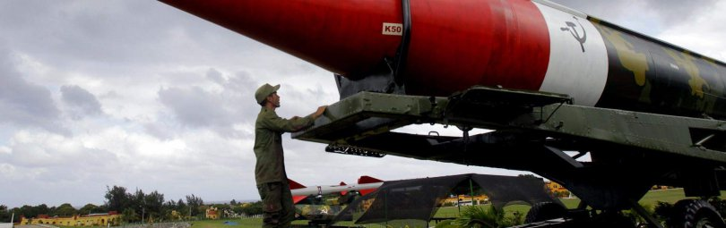 Советская ядерная ракета